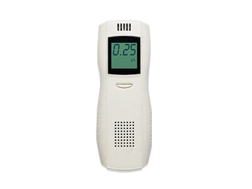 AT198 pocket size breathalyzer