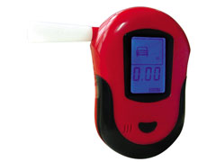 AT6100 personal breathalyzer