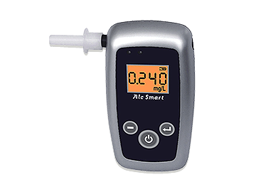 AT8060 personal breathalyzer