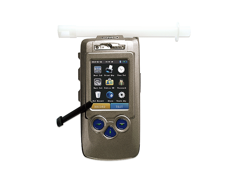 AT8900 law enforcement alcohol tester