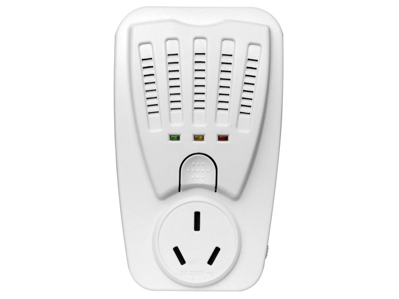 GS plug in CO Alarm