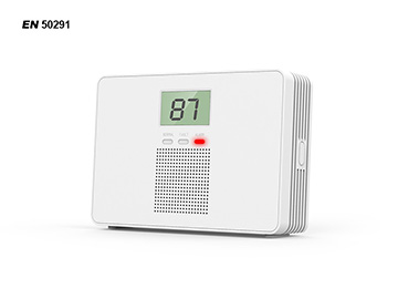 hwi-001 household CO alarm