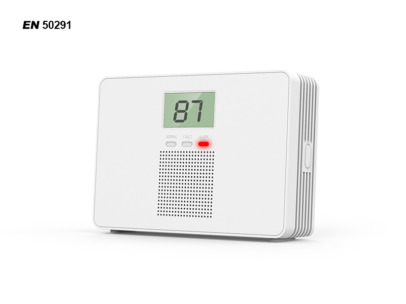hwi-001 battery operated carbon monoxide alarm