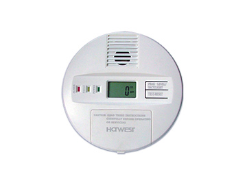KAD CO Alarm with BSI EN50291
