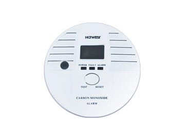 Venus co alarm
