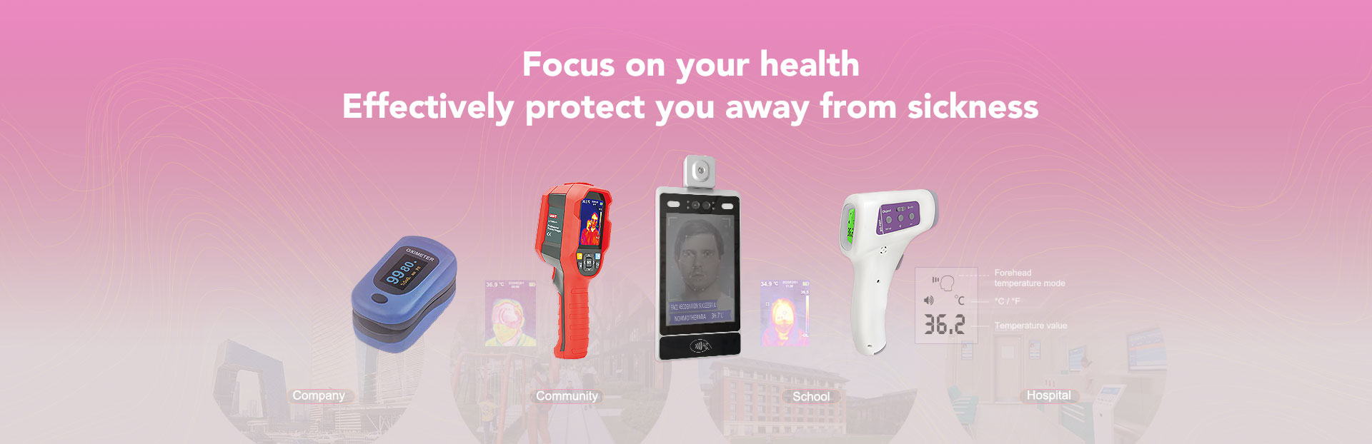 Health Condition Monitoring Products