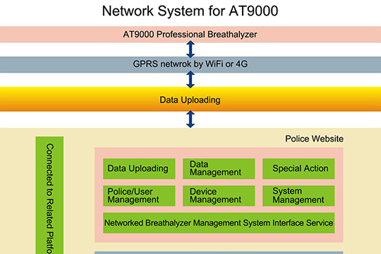 Network Management System for AT9000