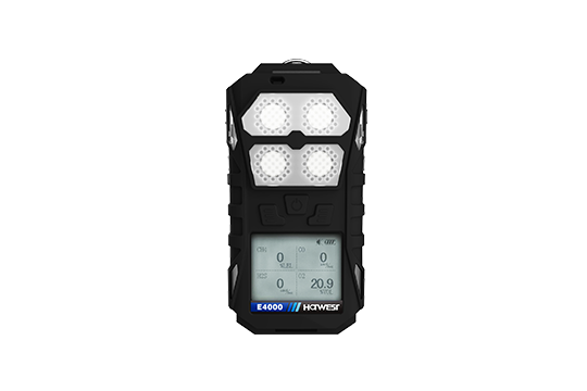 E4000 Portable Multi-gas Detector